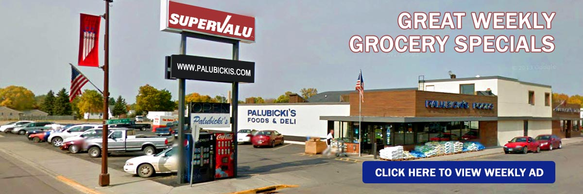 Palubicki's Weekly Ad - Fosston Groceries